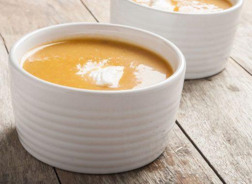 Detox Squash Soup Cleansing Diet by Dr. Sara Detox Toronto Naturopath