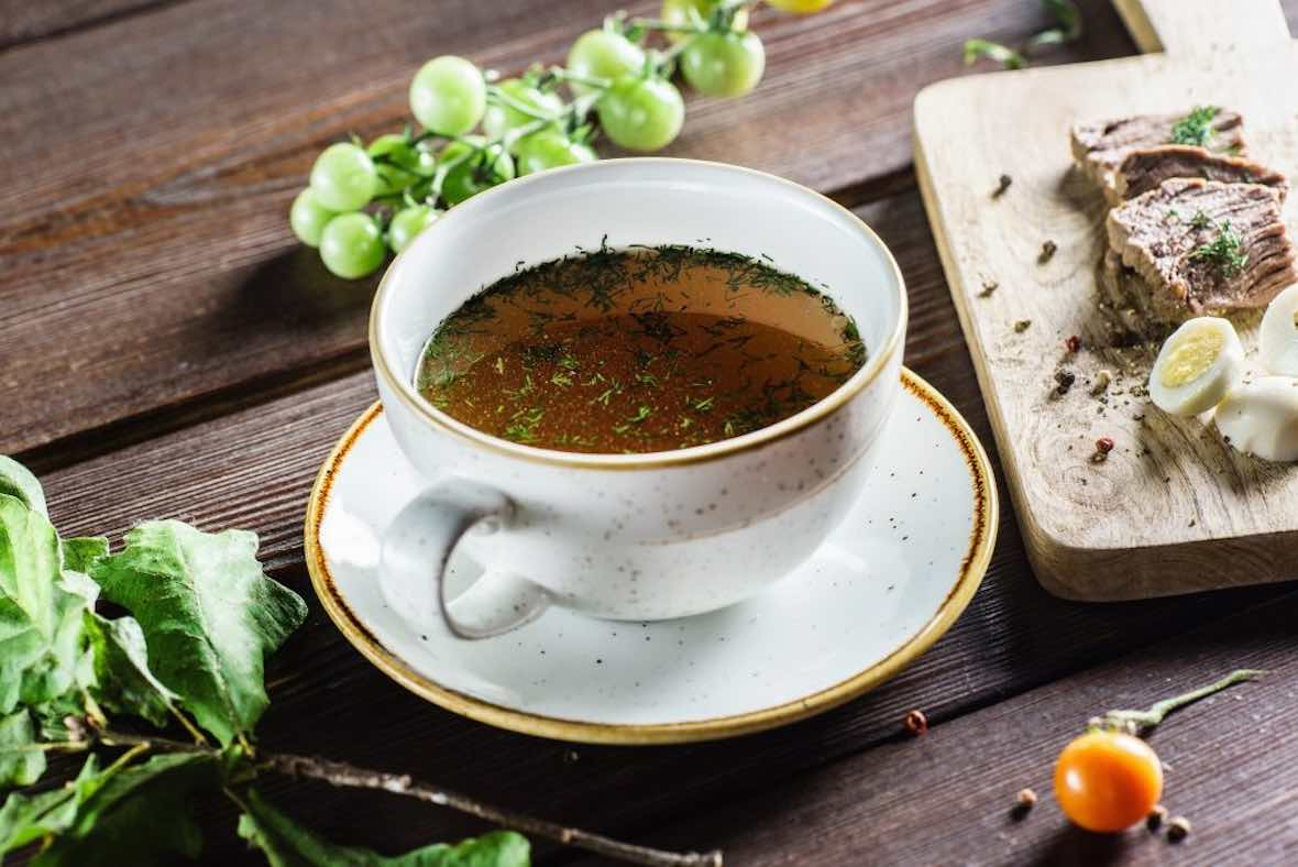 Bone Broth Naturopathic Gut Healing Recipe